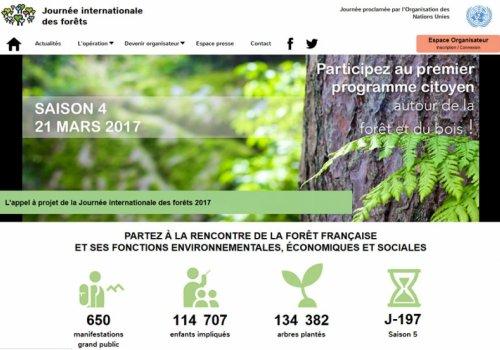 Journée Internationale des Forêts