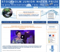 Stockholm Junior Water Prize - Le prix international de l'eau des 15-20 ans