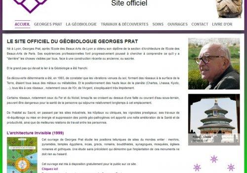 Georges Prat - Géobiologue Architecte dplg