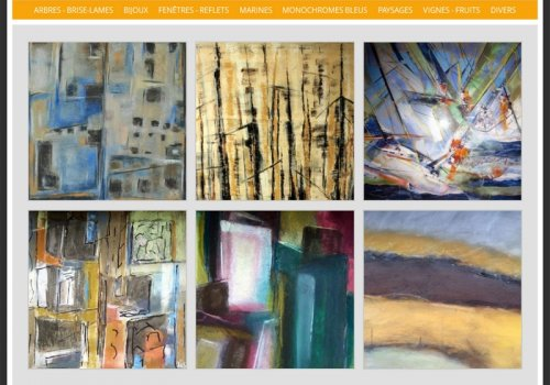 Jeanne-Claude Steinberg - Artiste peintre et plasticienne