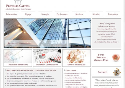Provalia Capital - Société de gestion de patrimoine…
