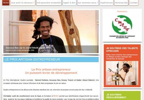 Ethnik.org - Révélateur de talents en Afrique