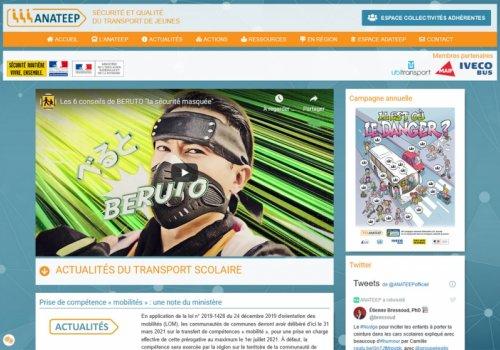 Association NAtionale pour les Transports Educatifs de l'Enseignement…