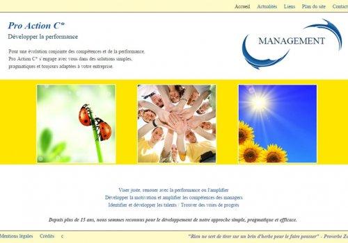 Pro Action C* - Communication, motivation, management