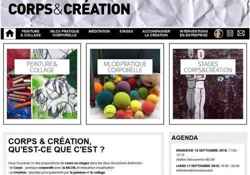 Corps et Création