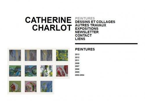 Catherine Charlot - Artiste Peintre et Plasticienne