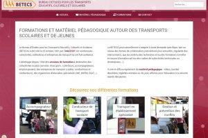 Bureau d'Etudes pour les Transports Educatifs, Culturels et Scolaires - BETECS